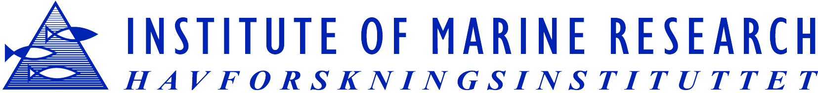 Logo Institute of Marine Research